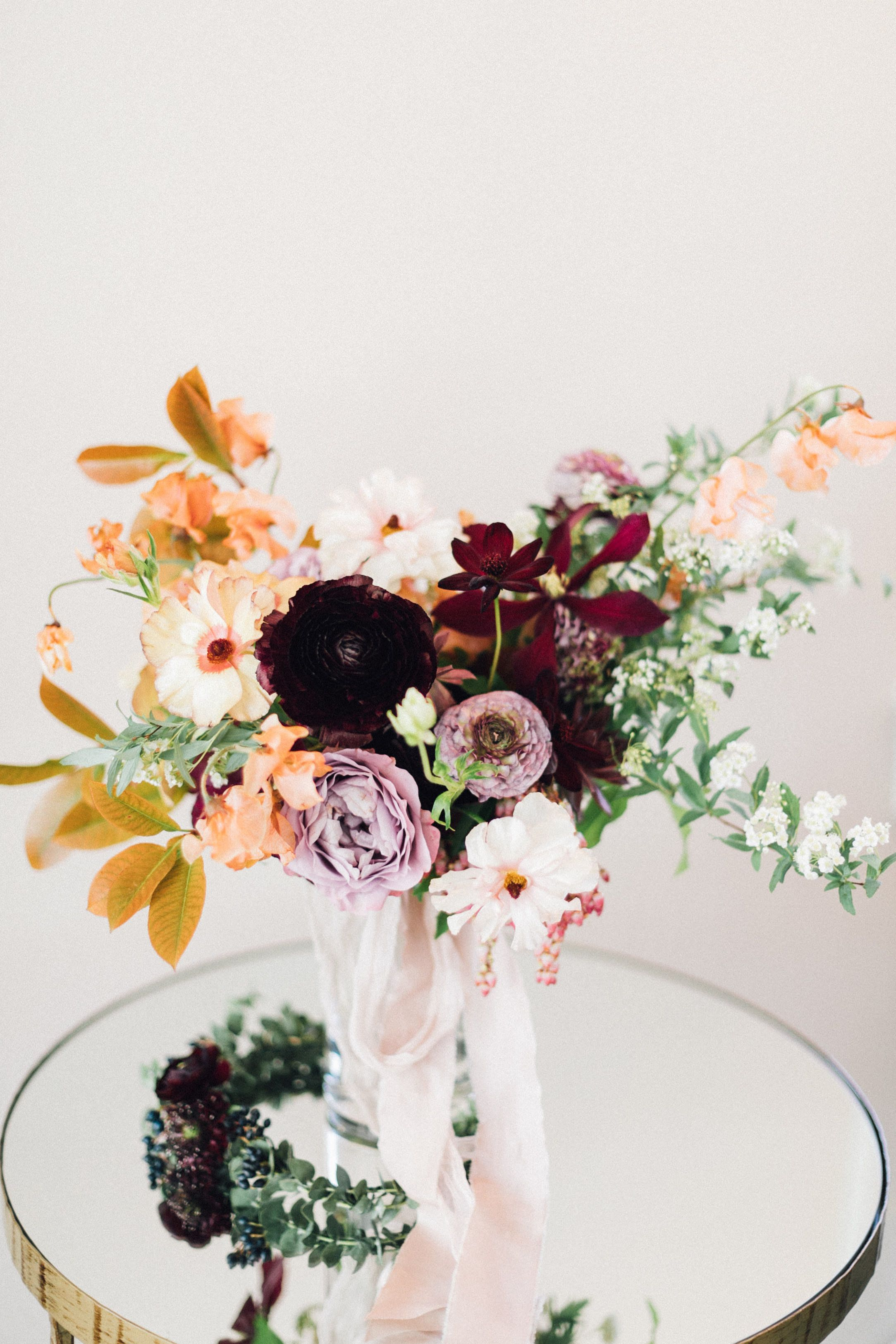 The greenhouse collective - Floral By Color Theory Collective Photo By Feather Twine Photography Venue The
