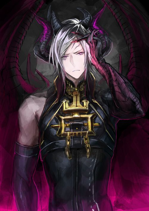 Male Anime Demon : anime, demon, Anime