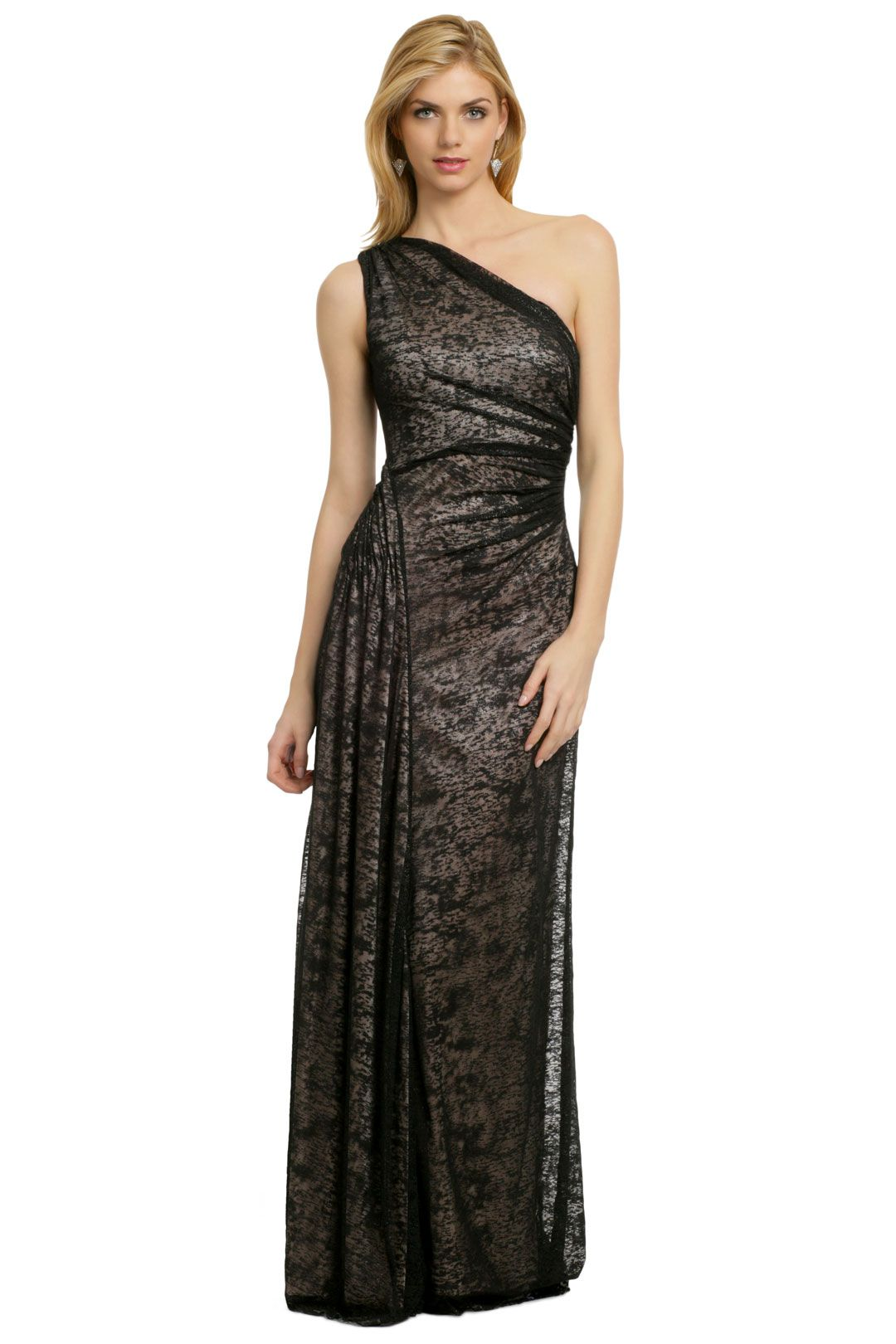 Night in Barcelona Gown | Gowns, David meister and Clothes