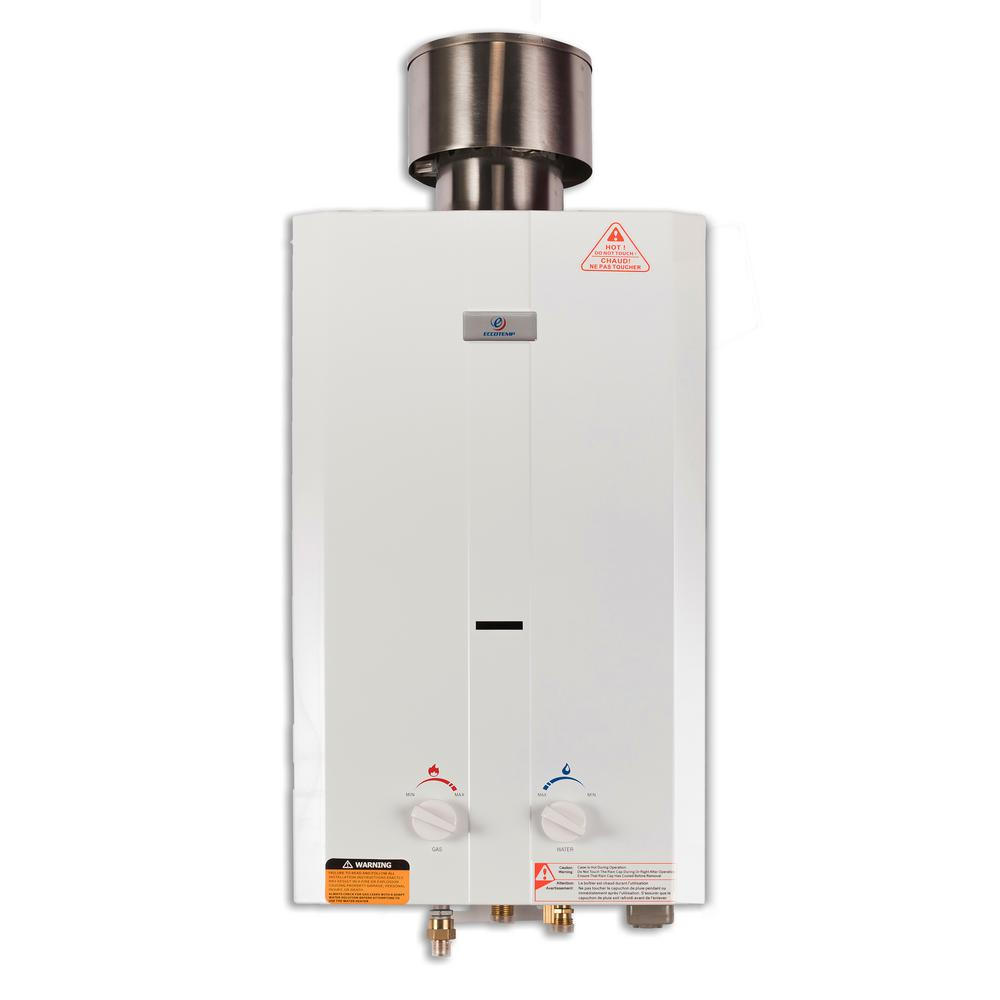 Eccotemp Eccotemp L10 3 0 Gpm Portable 75 000 Btu Liquid Propane