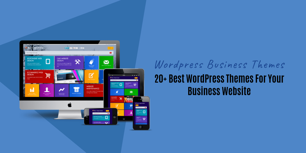 Have a sneak peek to the list of 20 top WordPress themes