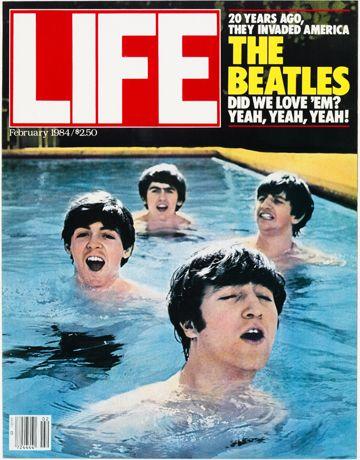 LIFE Magazine February 1984 - The Beatles