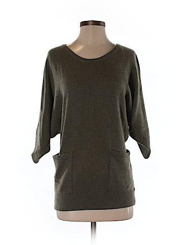 4a7e3c491b5 Cynthia Rowley for T.J. Maxx Cashmere Pullover Sweater Size S ...