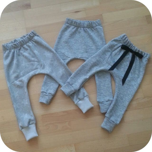 Krea-mutti: Skønne baggy bukser