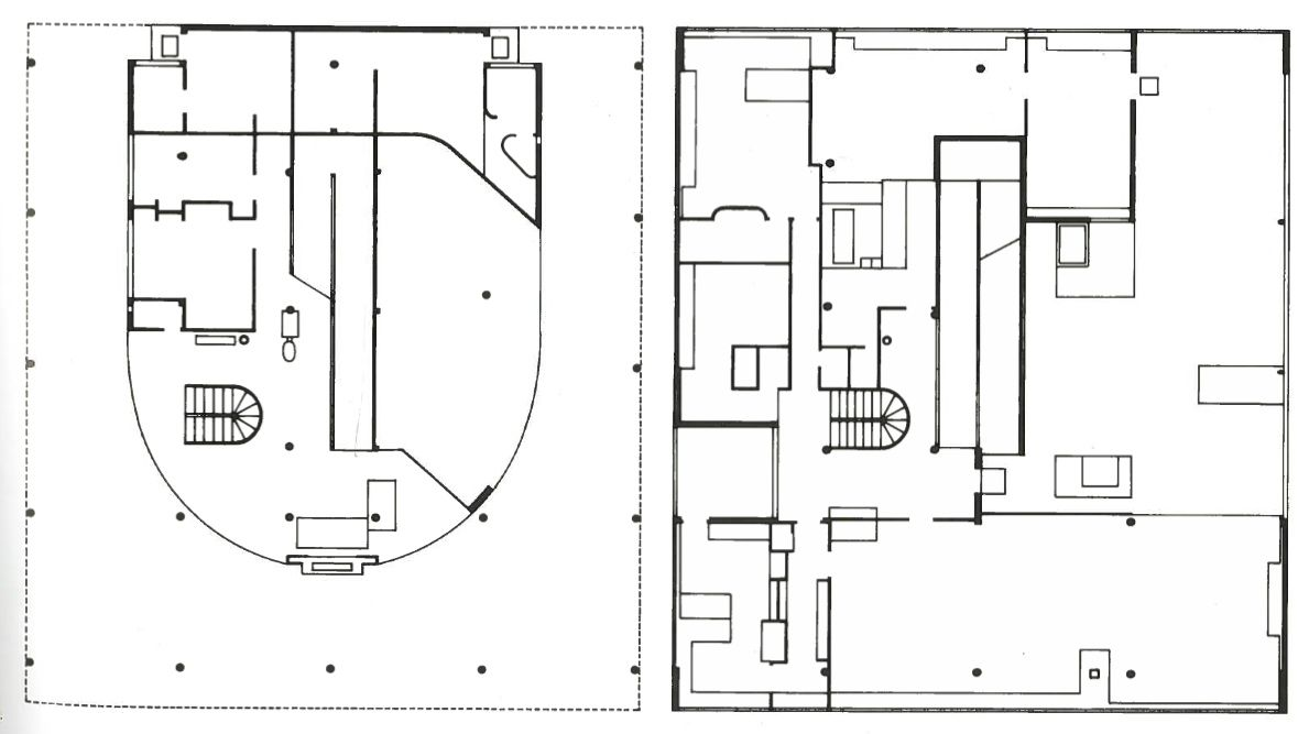 Image Result For Savoye Villa Plan Photo Timeline Villa