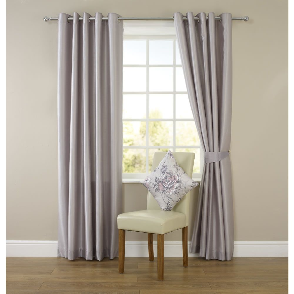 Resemblance Of Window Treatments For Wide Windows