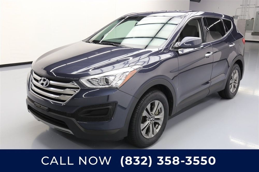 Hyundai Santa Fe 2.4L Texas Direct Auto 2015 2.4L Used 2