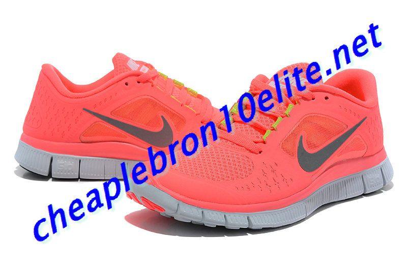 2b7c4bb0ce16 Brighte Tangerine Nike Free Run 3 Womens 510643 600