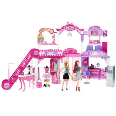 FREE SHIPPING AVAILABLE! Buy Barbie Malibu Ave. Mall & Dolls at JCPenney.com today and enjoy great savings. Available Online Only!