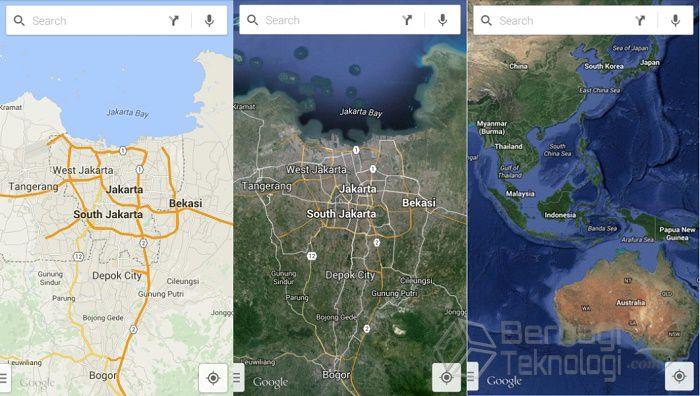Fitur Baru Pada Google Maps Offline Akan Segera Tersedia