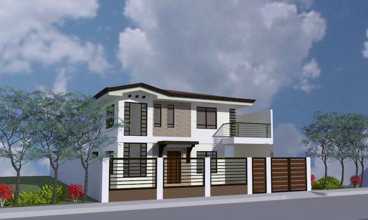 Perfect Latest House Design | House Construction Philippines #newhomedesign