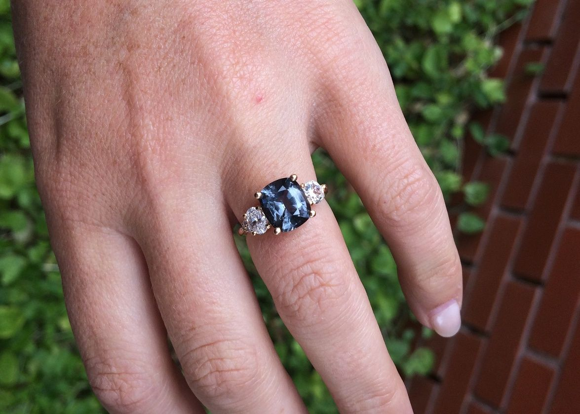 Cushla Whiting - P & J | ENGAGEMENT RINGS | Pinterest | Engagement ...