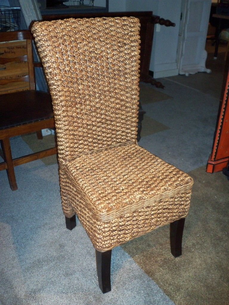 Sea Grass Dining Chair  $111