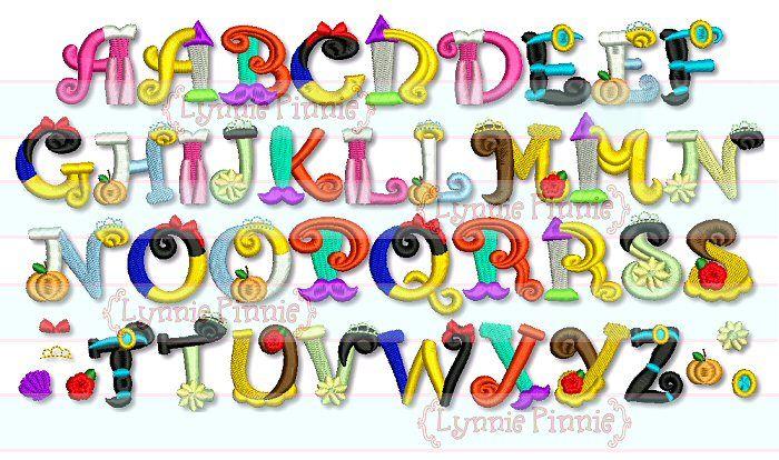 Princess Font
