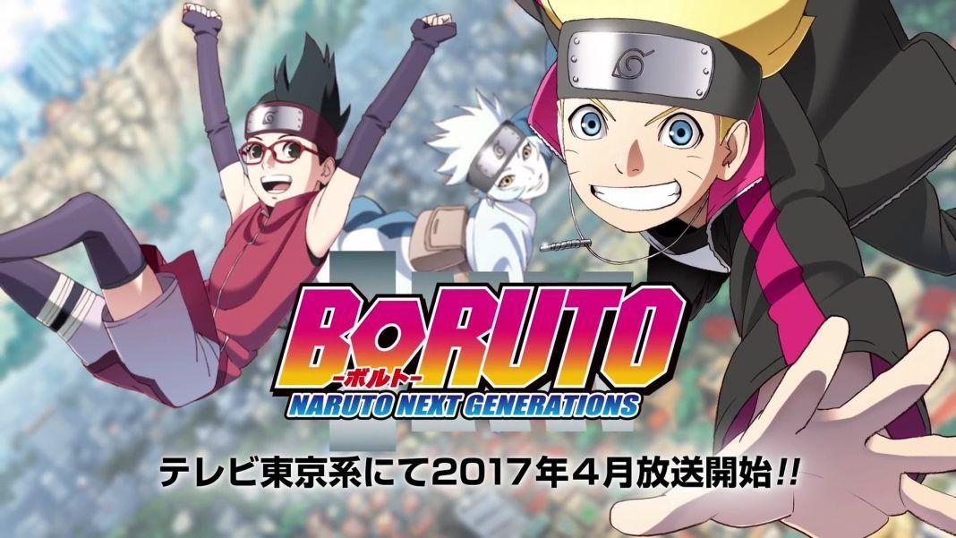 Boruto Anime Trailer   Boruto Anime     Boruto, Naruto