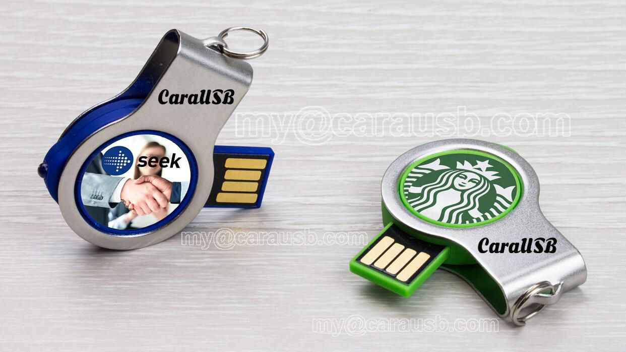 customizable usb flash drives with high-definition logo printing