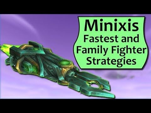 Minixis Pet Battle Guide and Family Fighter Strategies