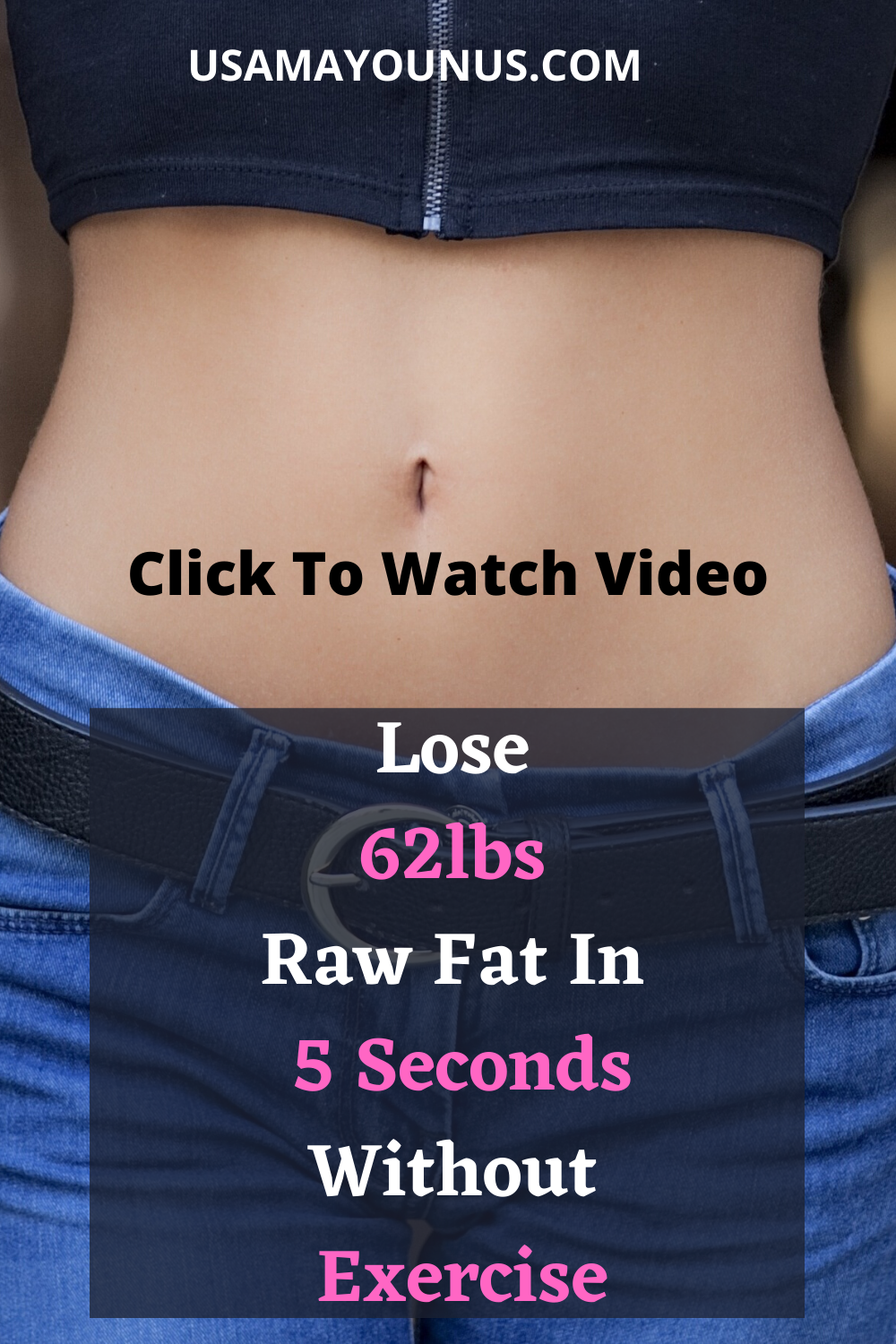 Pin On How To Lose Weight Instantly