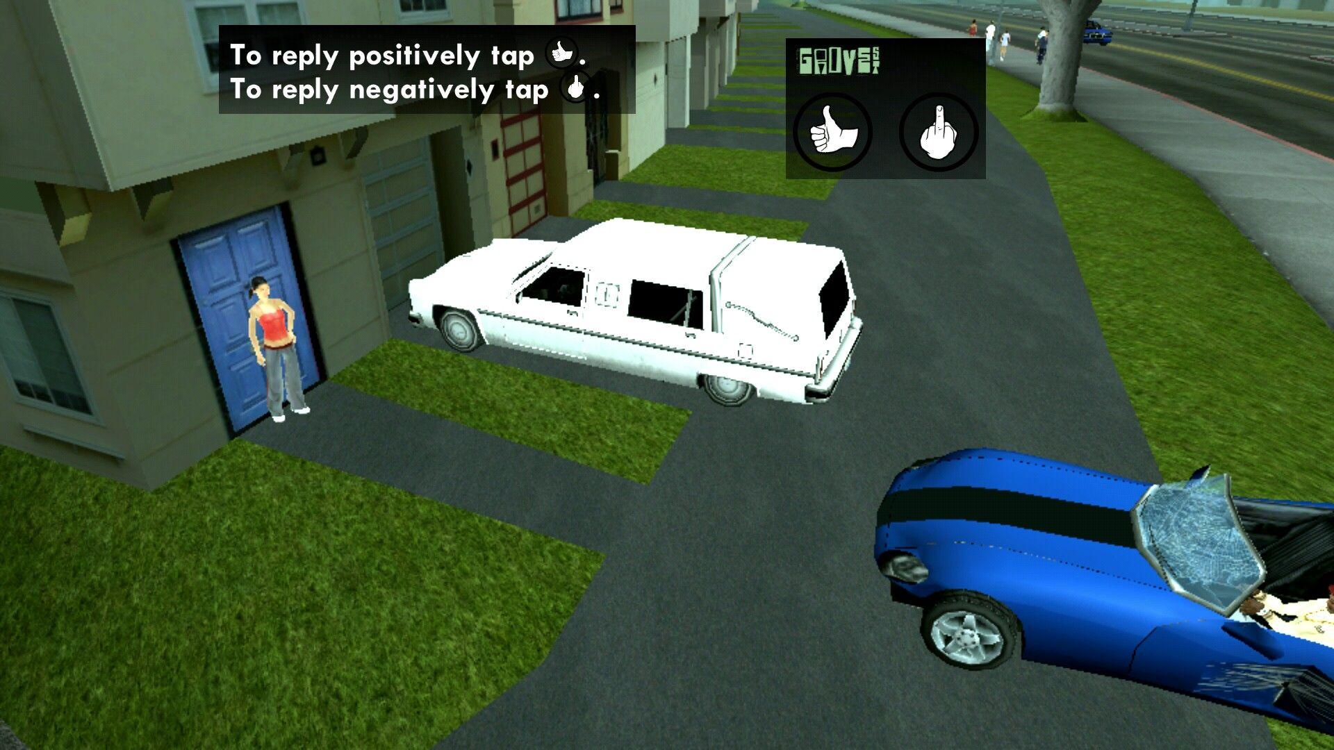 Grand Theft Auto San Andreas dating Helena