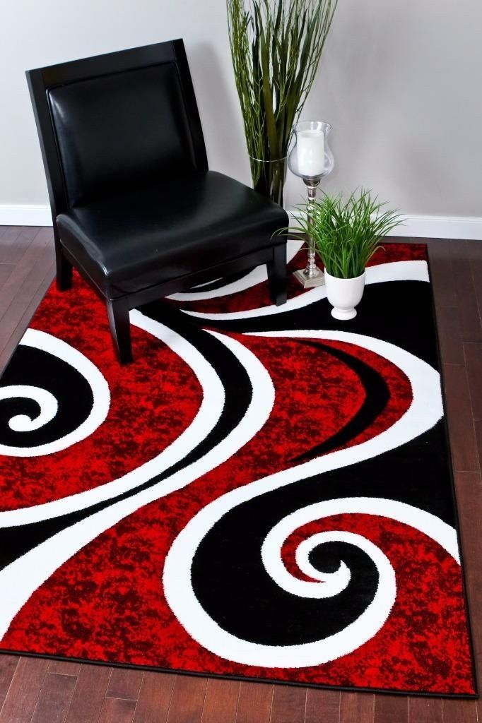 2027 Red Rugs In Living Room Home Decor Rugs On Carpet #red #and #black #living #room #rug