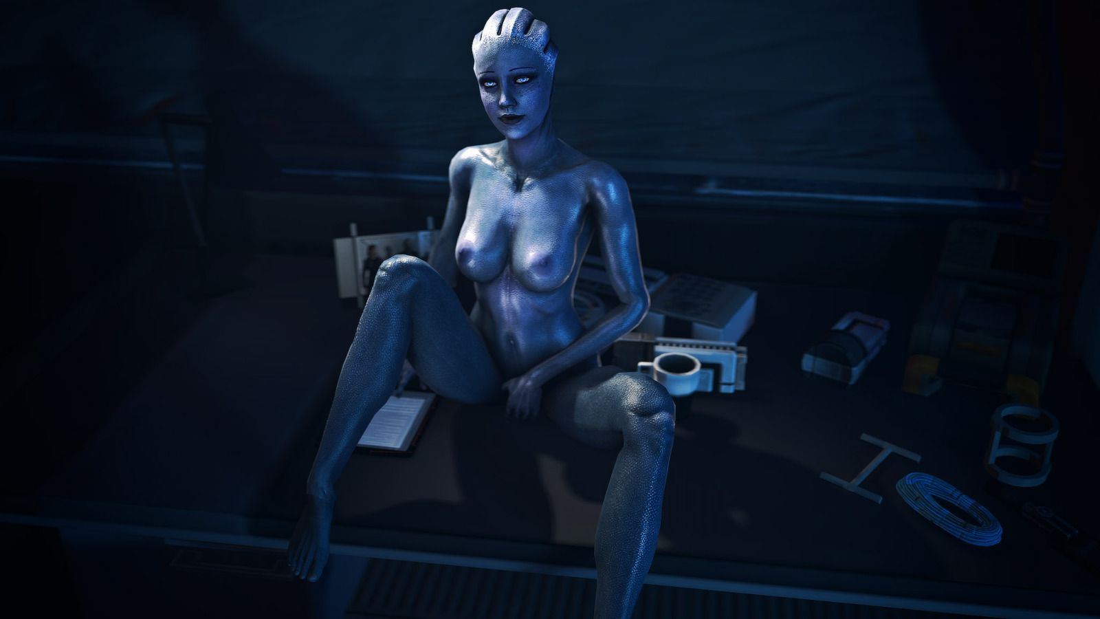 Mass effect nude pictures