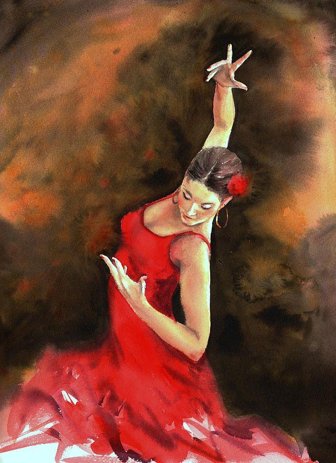 Pin by Elsa Joseph on Hey ! I'm Elsa. Flamenco dancers