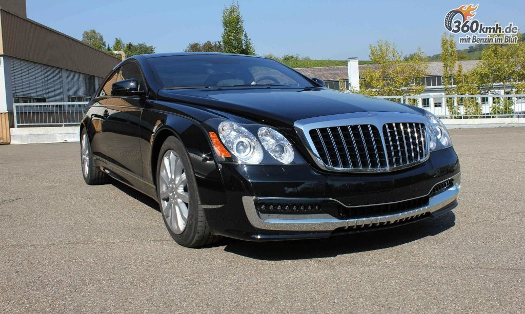 maybach 57s coupe | autos - cars - coches - voitures - automobili