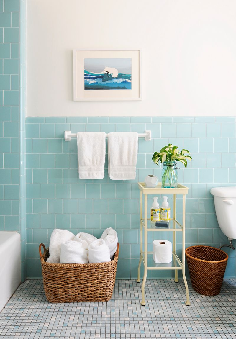 Tranquil Colors Inspired By The Sea - 11 Bathroom Designs | November ...