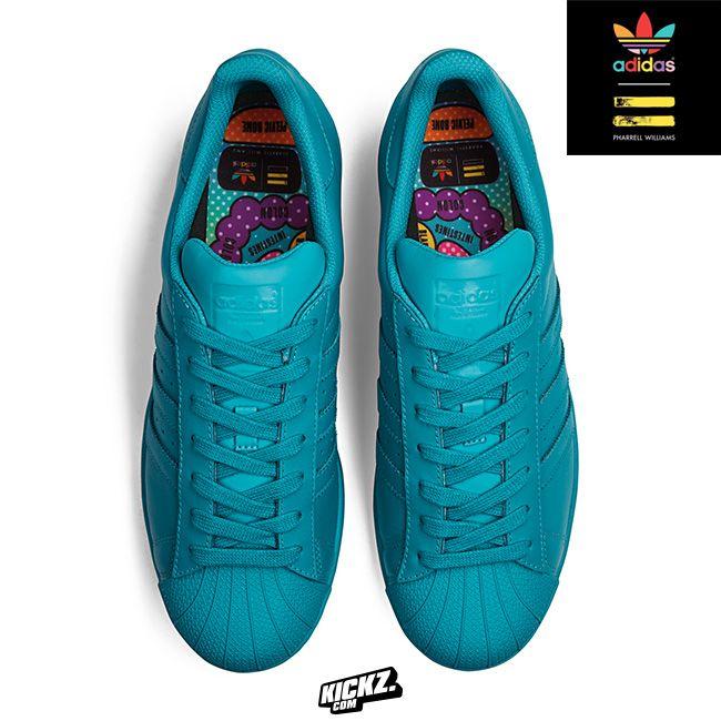 Adidas Superstar Colorways
