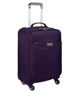 Best Carry-On Luggage: Biaggi Contempo Four-Wheel Spinner ...