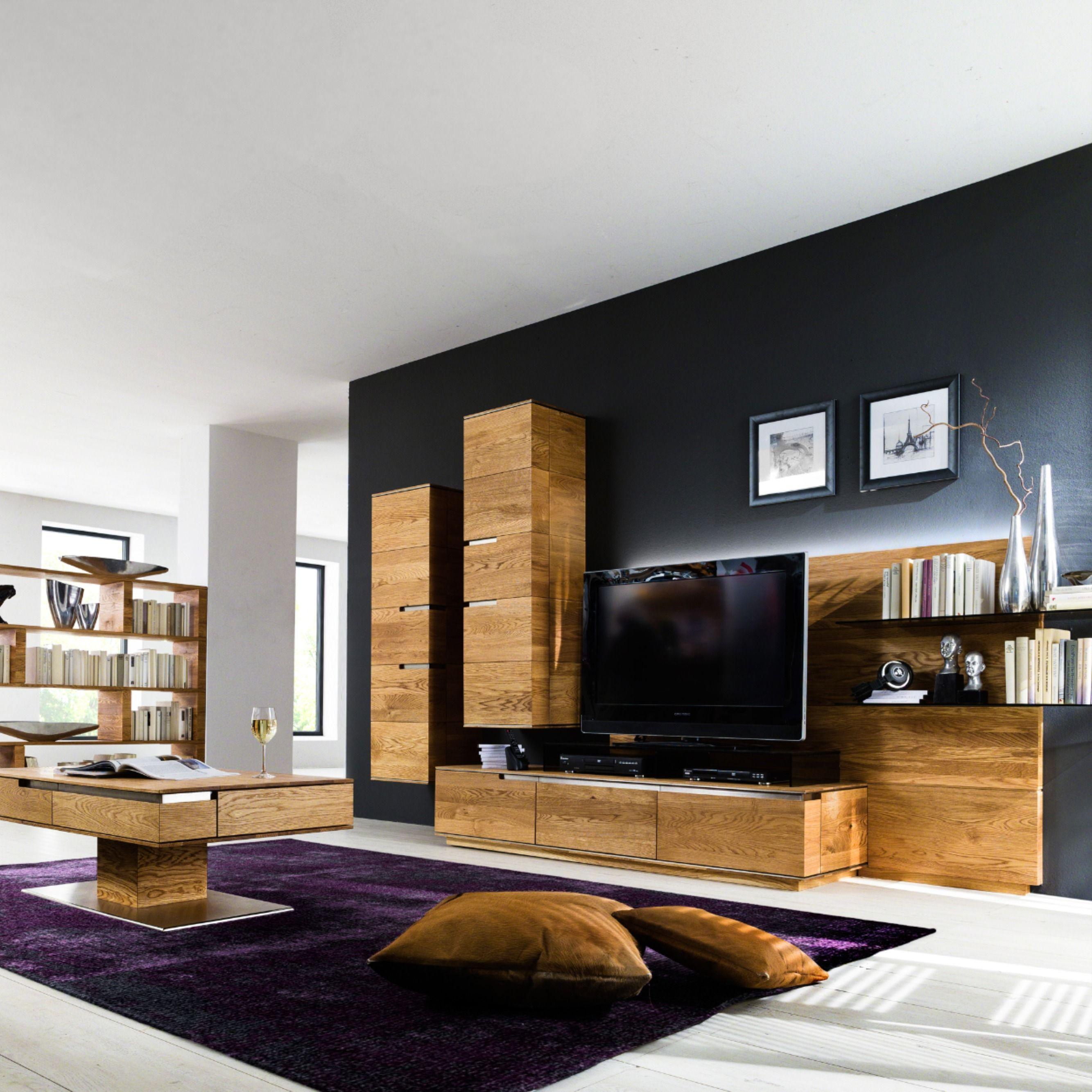 Mar 21 2020 Deine Wohnzimmer Aus Massiv Holz Wohnzimmer Wohnwand Wohnzimmerschrank Metall Inspiration W In 2020 Wohnen Holzwand Wohnzimmer Wohnung Einrichten