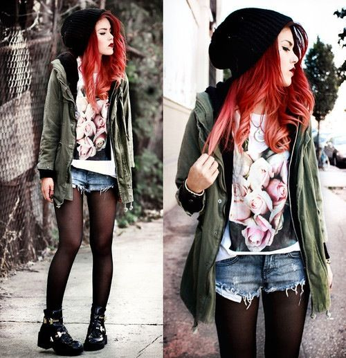 Edgy outfit | outfits | Pinterest