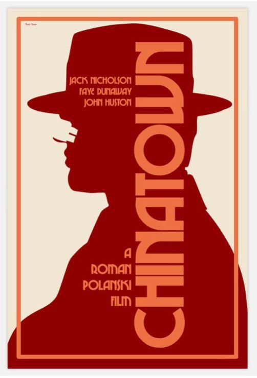 Mystery & Movies   Chinatown by Roman Polanski