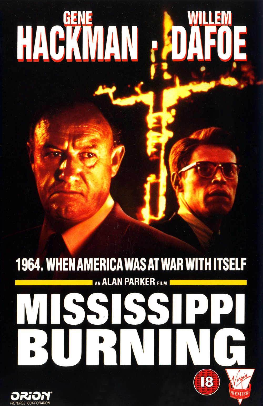 an analysis of the film mississippi burning directed by alan parker Mississippi burning is a 1988 american crime thriller film directed by alan parker  the script by chris gerolmo is loosely based on the 1964 chaney, goodman,.