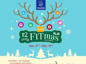 Thuasne Usa 12 Days Of Fitmas Sweepstakes Facebook With Images Sweepstakes Sweepstakes 2017 Day