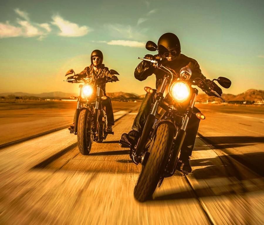 Motorcycles For Sale, Riding