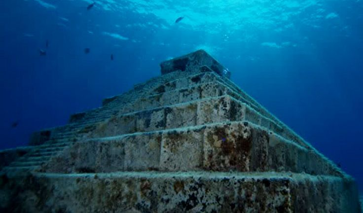 Real Underwater Ruins 10 incredible real und...