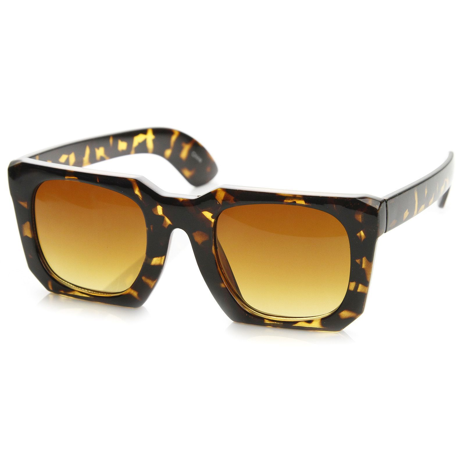 04114a3f5d9 Modular Fashion Square Womens Designer Sunglasses 8984