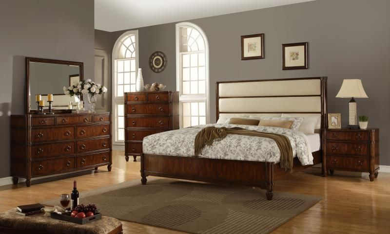 Home Insights Furniture 419 Collection Distressed Gummy Cherry Veneers Lend Full Character To A Classic Transitiona Furniture Home Decor Contemporary Style