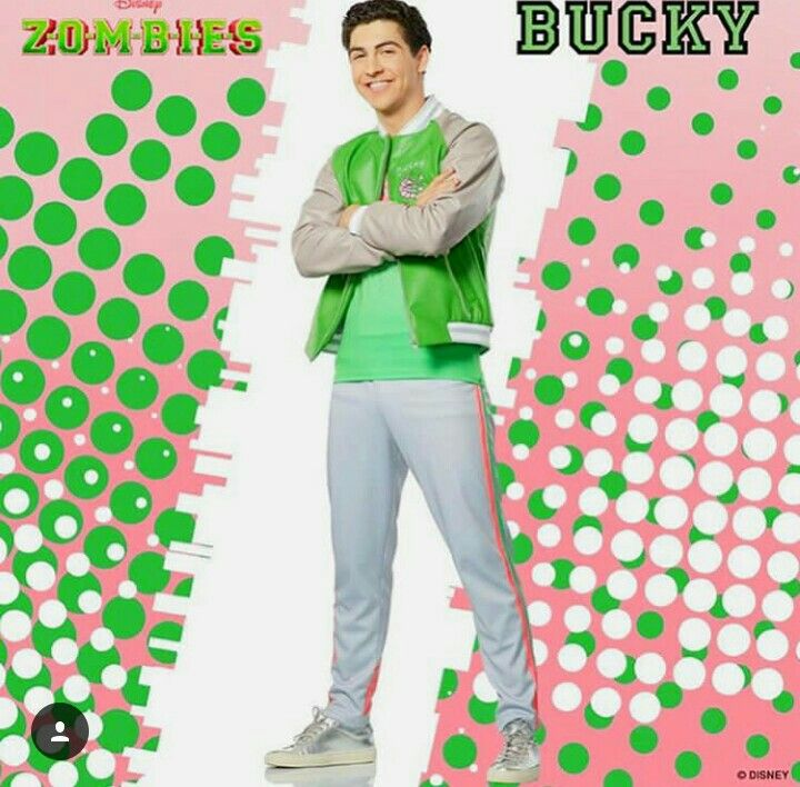 Image result for Bucky from Zombies