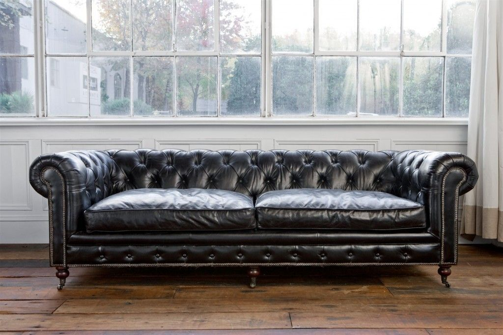 Good Distressed Black Leather Sofa Amazing Distressed Black Leather Sofa 97 In Pinpon In 2020 Vintage Chesterfield Sofa Vintage Sofa Black Leather Chesterfield Sofa