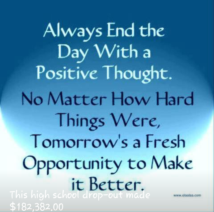 Always Think Positive Words Positive Thoughts Positive Quotes