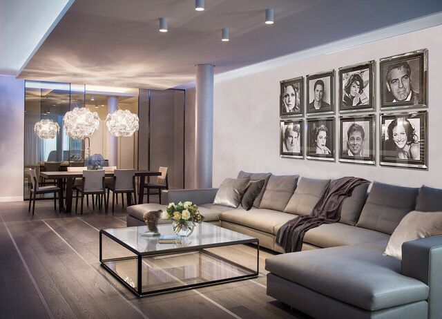 Perfetta x dividere cucina e living | Living room | Pinterest ...