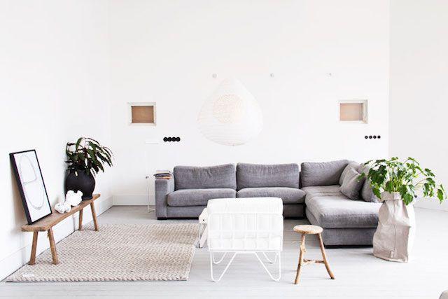 Loft In The Netherlands Home My Scandinavian Home Home Living Room