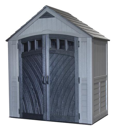 Suncast Monticello 7 X 4 Shed Shed Monticello Outdoor Structures