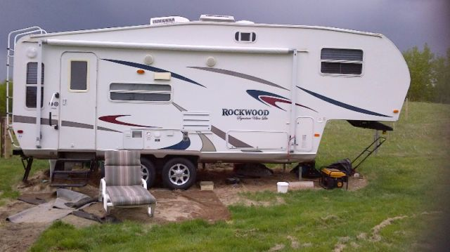 Great 5th Wheel For Sale At Bargain Price Travel Trailers