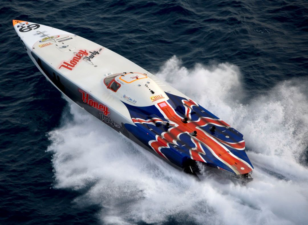 English Flag Honey Party Www Dirksewatersport Nl Power Boats