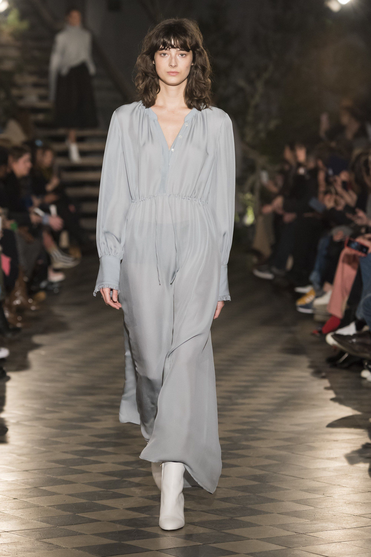 Filippa K Stockholm Fall 2018 Fashion Show in 2019 | Gray