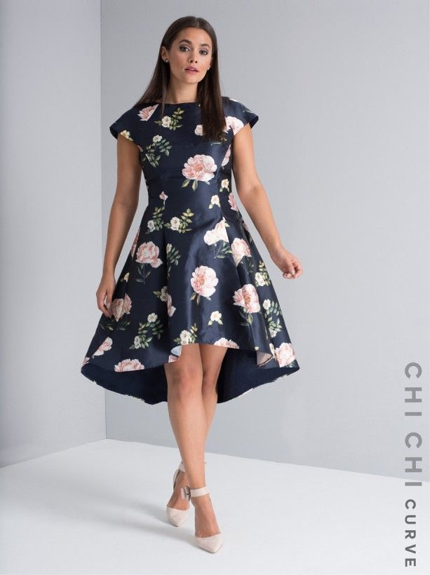 7e90606f122c7a Chi Chi Curve Celina Dress - chichiclothing.com