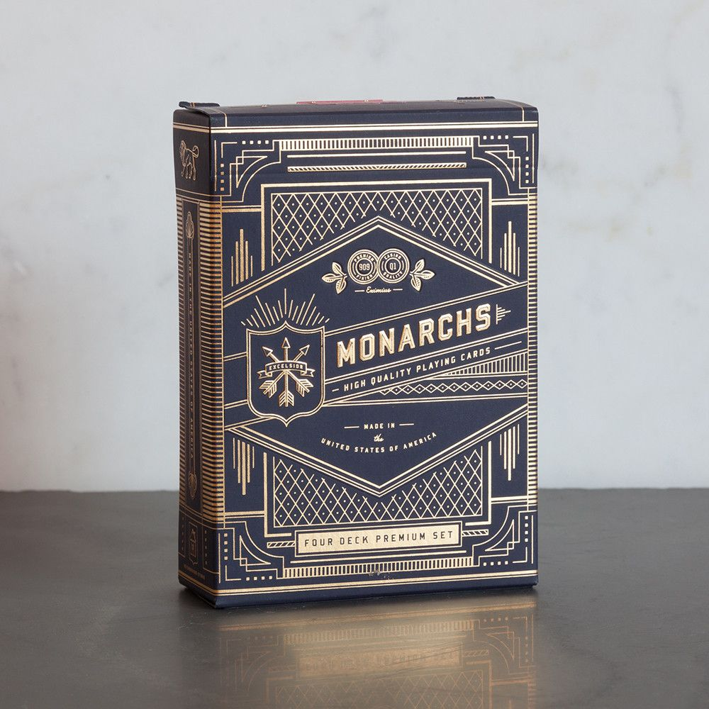 Monarch playing cards freight playing cards monarch